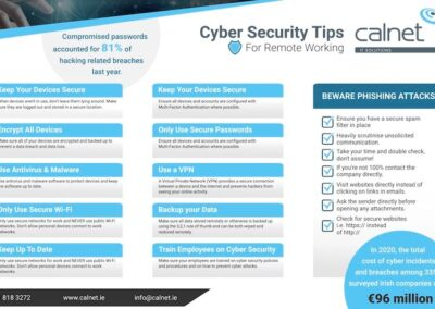 Cyber Security Tips For Remote Working